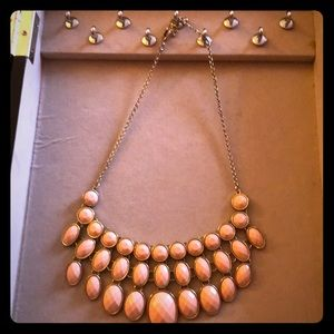 H&M jeweled necklace